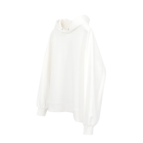 NIGHT / VOX SWEAT HOOD / OFF-WHITE