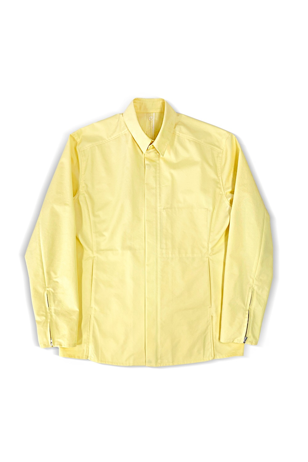 DAY / SILENCE JACKET / SAFFRON-YELLOW