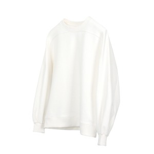 NIGHT / VOX SWEAT SHIRT / OFF-WHITE