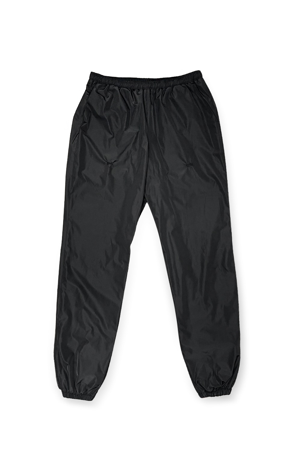 NIGHT / SWIFT PANTS / JET-BLACK