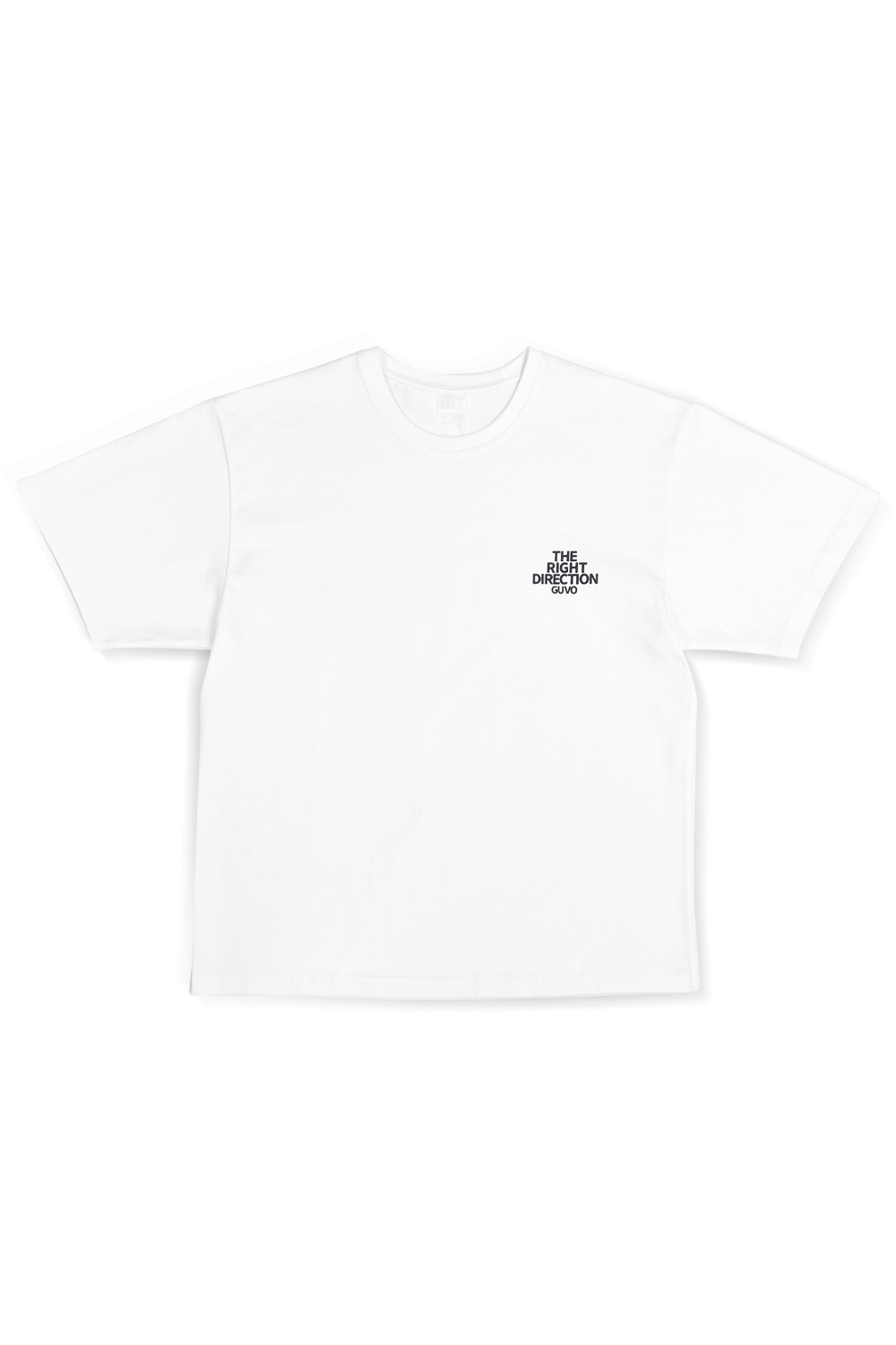 NIGHT / LOGO TEE / WHITE